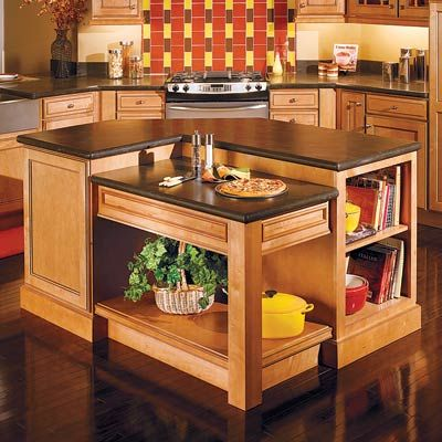 17 Best Ideas About Kitchen Center Island On Pinterest Kitchen Island Countertop Ideas Small