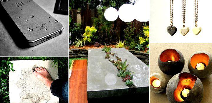 Είναι μία πολύ εύκολη λύση που μπορείτε να κάνετε φανταστικές και ιδιαίτερες κατασκευές για εσωτερική και εξωτερική διακόσμηση του σπιτιού σας. Υπάρχουν ποικ�