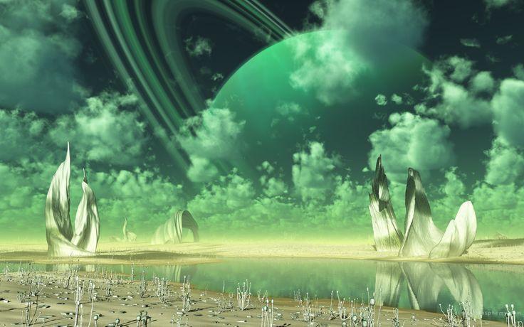 Planitia ... Digital Blasphemy ... 2560 x 1600 ... 4.99MB