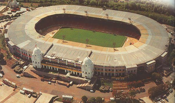 The Old Wembley Stadium .. Truly a memorable place