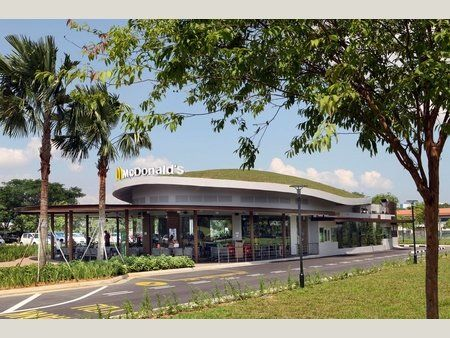 World Buildings Directory - Jurong Central Park McDonald's