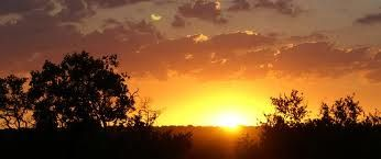 Awe inspiring sunsets at Karongwe
