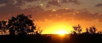Awe inspiring sunsets at Karongwe