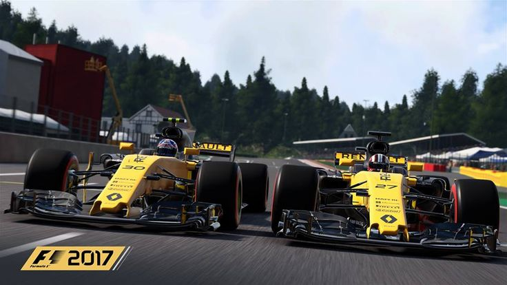 Renault Sport F1, Welcome to Spa-Francorchamps