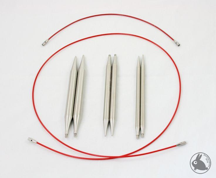 Interchangeable needles