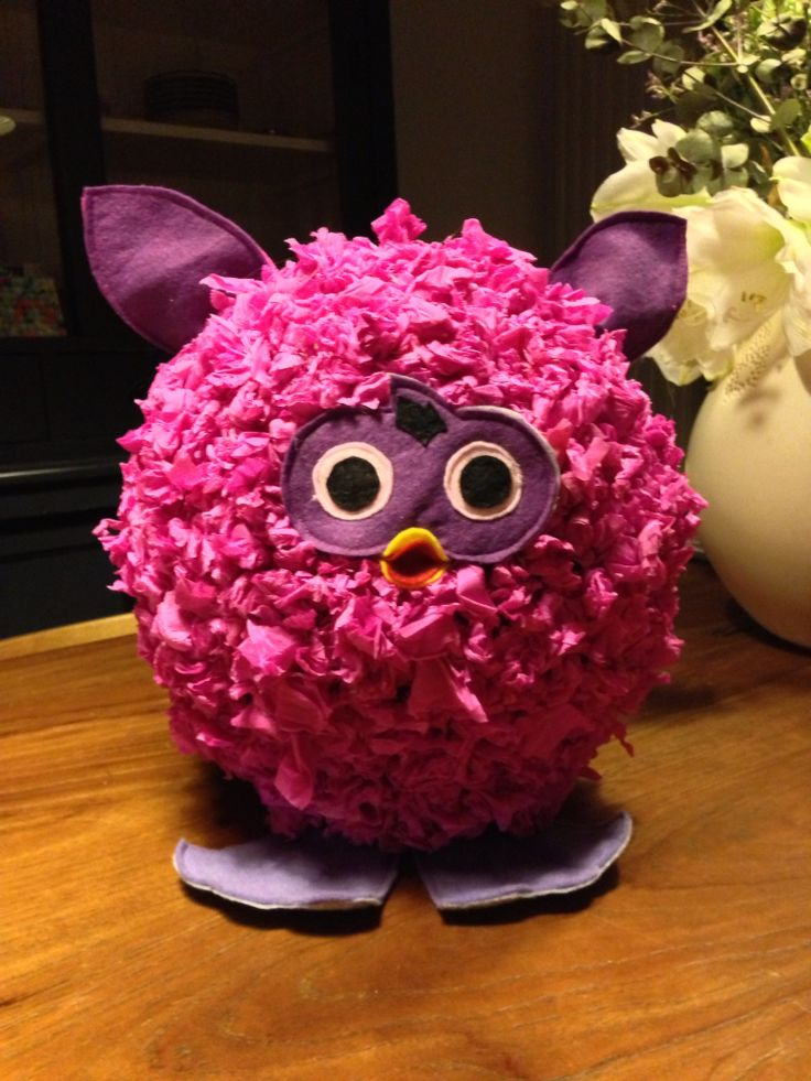 #sinterklaas #surprise: Furby