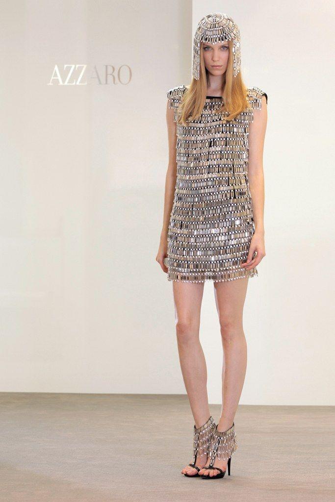 Azzaro Spring 2012 Ready to Wear Collection Photos   Vogue