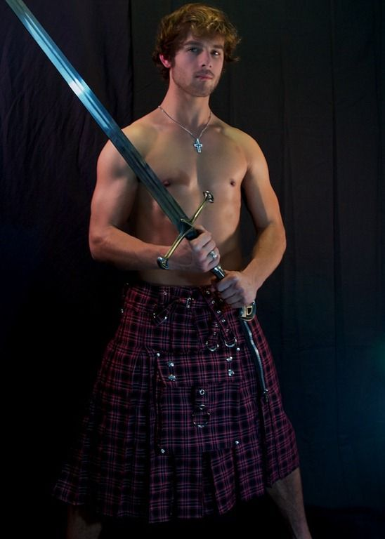 sexy gay celtic photo