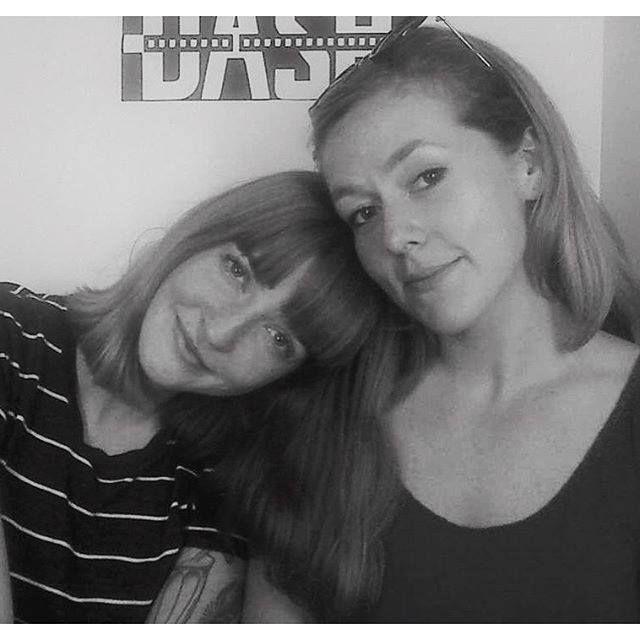 Katy & Greta