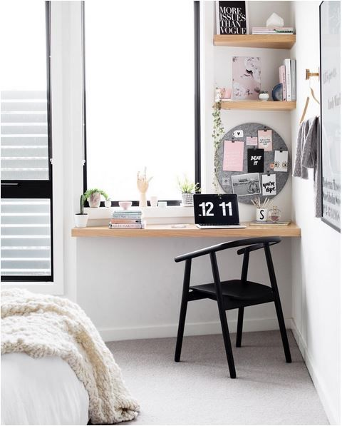 25+ Best Ideas About Teen Bedroom Desk On Pinterest