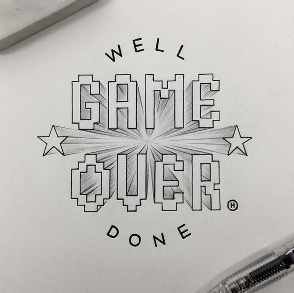 Anthony Hos est un lettering & type designer qui exerce son don pour la typographie en Nouvelle Zélande. J'avoue que je suis particulièrement fan de son travail et de ses lettrages, mais je ne vous en dit pas plus, je vous laisse apprécier son art. Vous aimez ? L'Instagram de l'artiste…