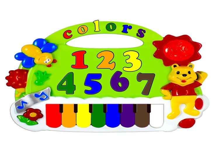 Almost 60 Minute Video Teaches Children the Rainbow Color Names with Famous Cute Animated Characters, Colorful Animation and Joyful Child :) Long Play Video ...