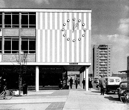 Harlow New Town, Essex (via Love London council...