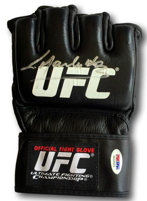 Lyoto Machida Signed Official UFC MMA Glove PSA/DNA ITP