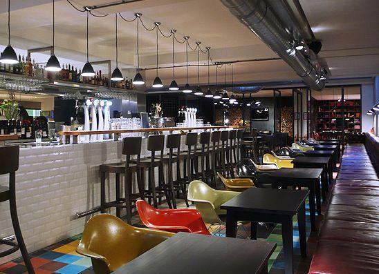 68 Best Interior Design At Restaurants Images On Pinterest