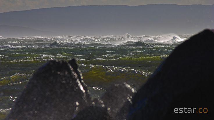 Rocks and Waves | Flickr - Photo Sharing!