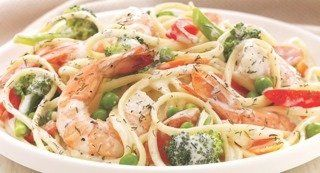 Recipe Inspirations Shrimp and Pasta Primavera: Recipe Inspirations makes trying McCormick�s best recipes fun and easy. Each packet includes pre-measured McCormick spices and herbs and a collectible recipe card. With just a few of your own fresh ingredients, like shrimp and vegetables, you�ve got inspiration to make a memorable meal any night of the week.
