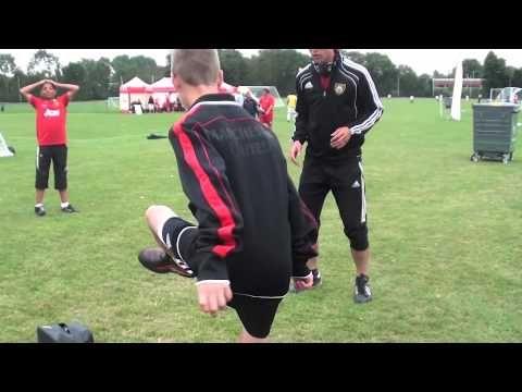 Soccer Drills For Kids: Soccer Ball Control