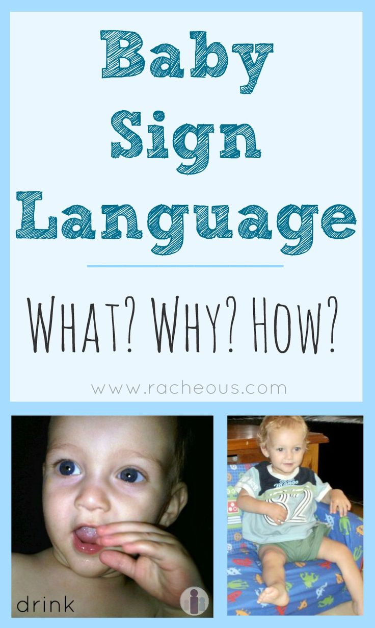 Baby Sign Language - Communicate With Your baby
