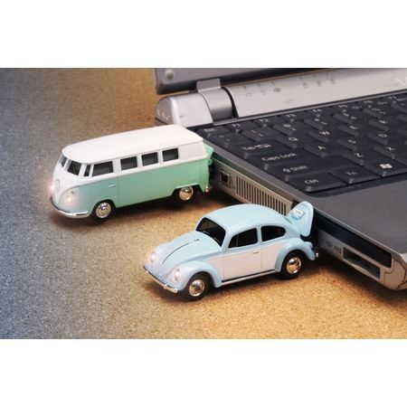 Volkswagen USB Flash Drives - The Only Authentic Volkswagen USB Flash Drives Licensed by Volkswagen GmBH