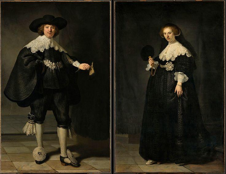 Epoux réunis, patient ressurgi : l'histoire rocambolesque de trois tableaux de Rembrandt - 10 mars 2016 - L'Obs