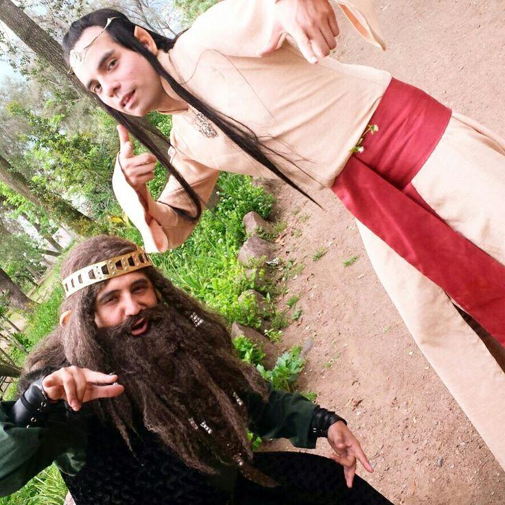 Music elves dwarf