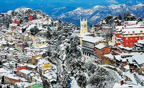 The taxi services in Shimla help the tourists as well as the locals to have the best of Shimla experiences.