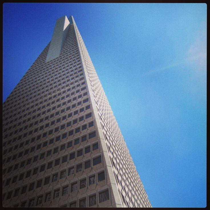 Transamerica Pyramid - San Francisco US