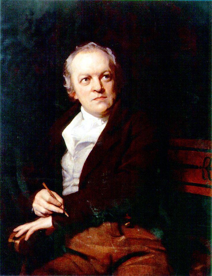 Блейк, Уильям портрет