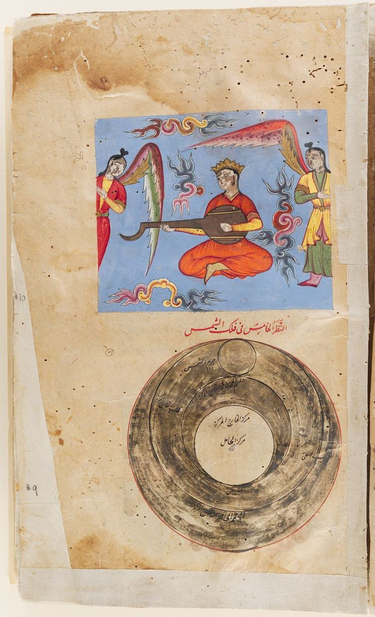 Manuscript of the 'Aja'ib al-makhluqat (Wonders of Creation) of Qazwini, with 253 paintings : manuscript, 17th century. Harvard Art Museum/Arthur M. Sackler Museum, Gift of Philip Hofer in memory of Eric Schroeder, 1972.3, Harvard University, Cambridge, Mass. Folio 18, recto (seq. 43)
