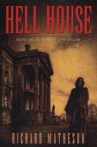 Hell House - Richard Matheson http://dld.bz/fCcPB #bookreview #supernatural