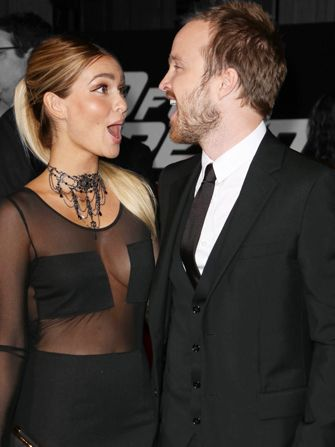 Aaron Paul teaches you how to find the love of your life