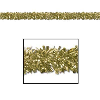 glitter festoon garland