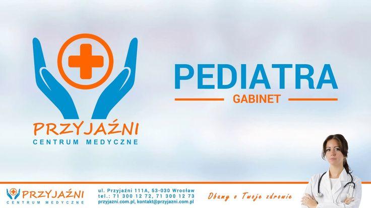 PEDIATRA WROCŁAW (2017) - nasi lekarze w gabinecie PEDIATRA: lek. Gerard Pasternak (pediatra), lek. Michał Błoch - (pediatra), lek. Paweł Maleika (pediatra), lek. Monika Karlikowska-Skwarnik (pediatra), dr hab. n. med. Dorota Polak-Jonkisz (nefrolog, nefrolog dziecięcy i pediatra). Centrum Medyczne PRZYJAŹNI - Przychodnia we Wrocławiu tel. 71 300 12 72, 71 300 12 73. http://przyjazni.com.pl/gabinety/pediatra-wroclaw/