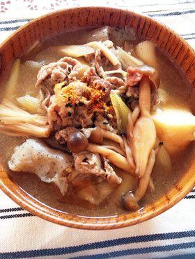 秋の味覚♫山形の芋煮♡ by mananaaaaa [クックパッド] 簡単おいしい ...