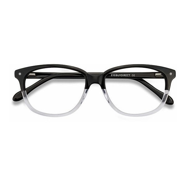 Men's Escape - Clear Black rectangle - 19341 Clear Black Rx Eyeglasses ($32) ❤ liked on Polyvore featuring men's fashion, men's accessories, men's eyewear, men's eyeglasses, mens eyeglasses and mens eyewear