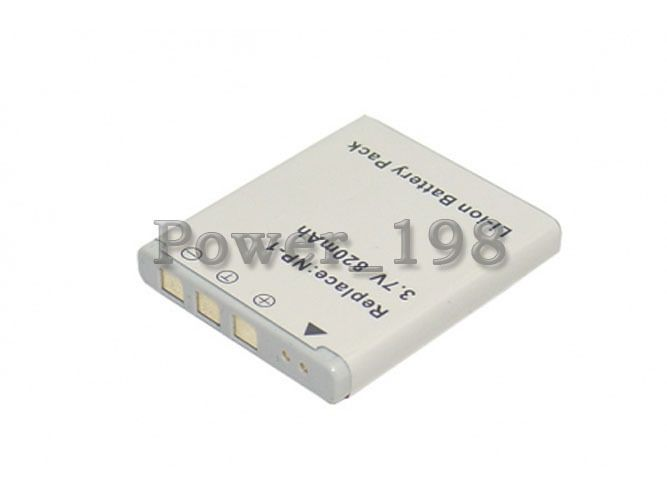 800mAh Battery for NP-1 KONICA MINOLTA Dimage X1 800mAh 3.70V Li-ion #PowerSmart