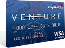 Venture Rewards Credit Card