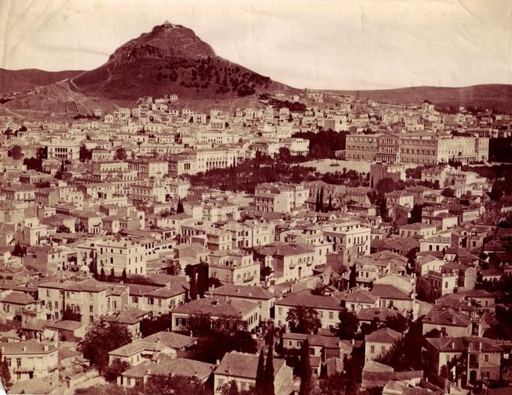 Athens, 1860-1870