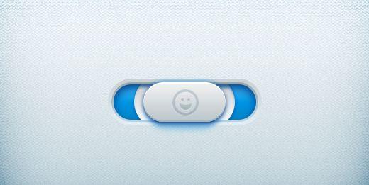 Switch Icon PSD