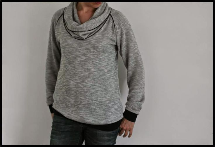 Made by Petrol&Mint sweater - collar - casual
