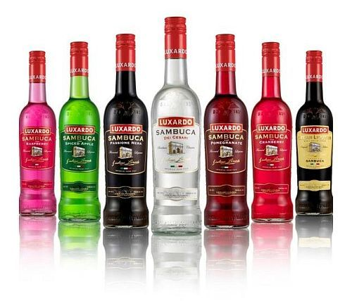 Alcoholic Drinks Two New Flavours Of Sambuca