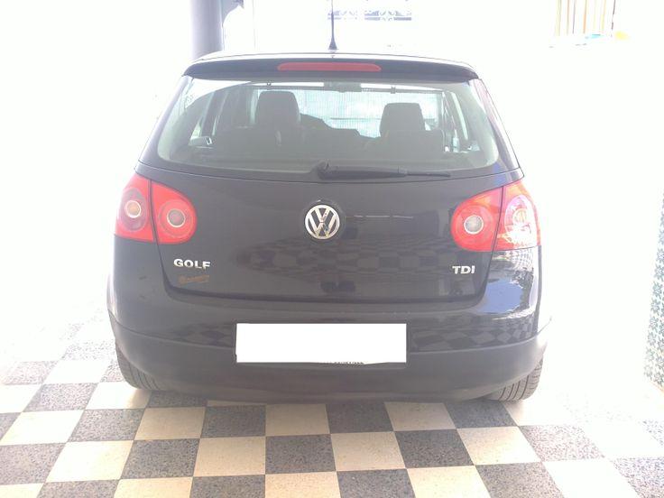 Annonce de vente de voiture occasion en tunisie VOLKSWAGEN GOLF Nabeul