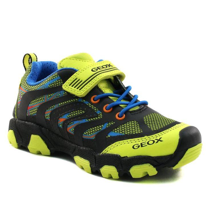 563A GEOX MAGNETAR J723LA MULTICOLOR www.ouistiti.shoes le spécialiste internet #chaussures #bébé, #enfant, #fille, #garcon, #junior et #femme collection printemps été 2017