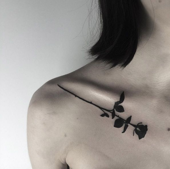 70 Perfect Tattoos That Every Woman Can Pull Off: 17 Best Ideas About Rose Tattoos 2017 On Pinterest