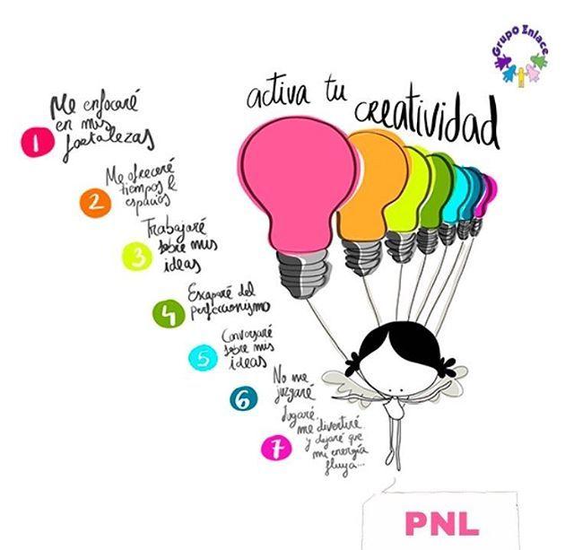 Hoy Martes Activa Tu Creatividad Pnlenlacemty Frases
