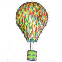 Large Flags Hot Air Balloon Lampshade