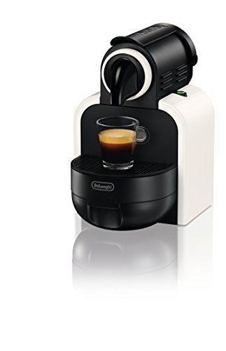 Oferta: 92.54€ Dto: -3%. Comprar Ofertas de DeLonghi Essenza EN97 W - Cafetera monodosis Nespresso (19 bares, automática, programable, modo ahorro energía), color blanco barato. ¡Mira las ofertas!