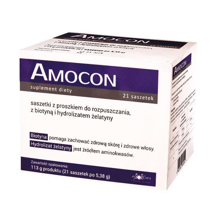 Amocon 21 saszetek - zdjęcie 1