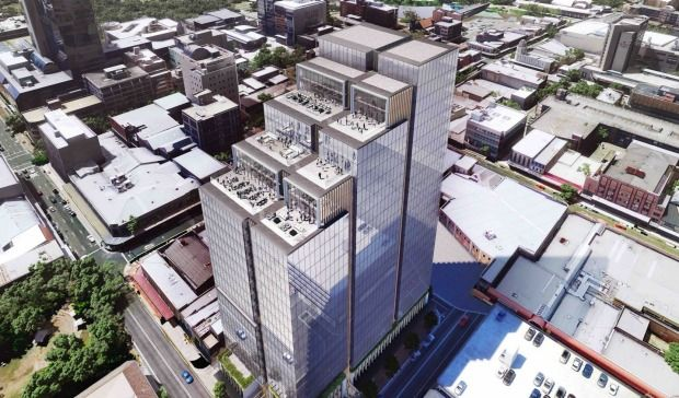 Coombes Property Group and Drivas to build A-grade Parramatta office tower